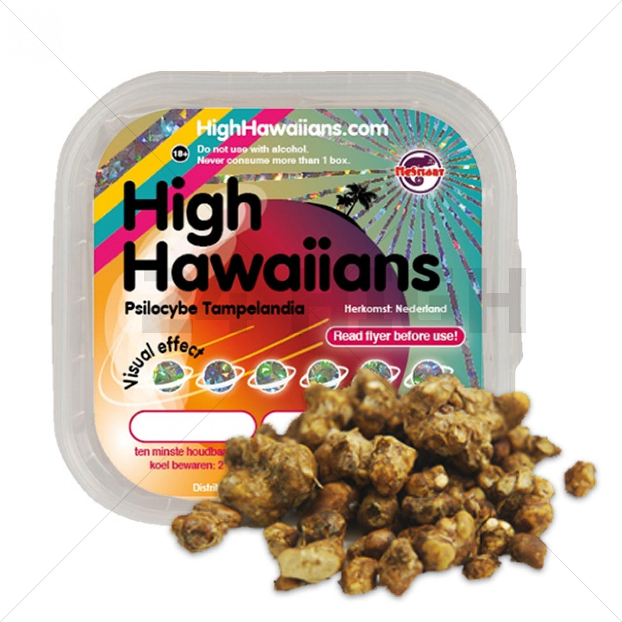 Trufas High Hawaiians