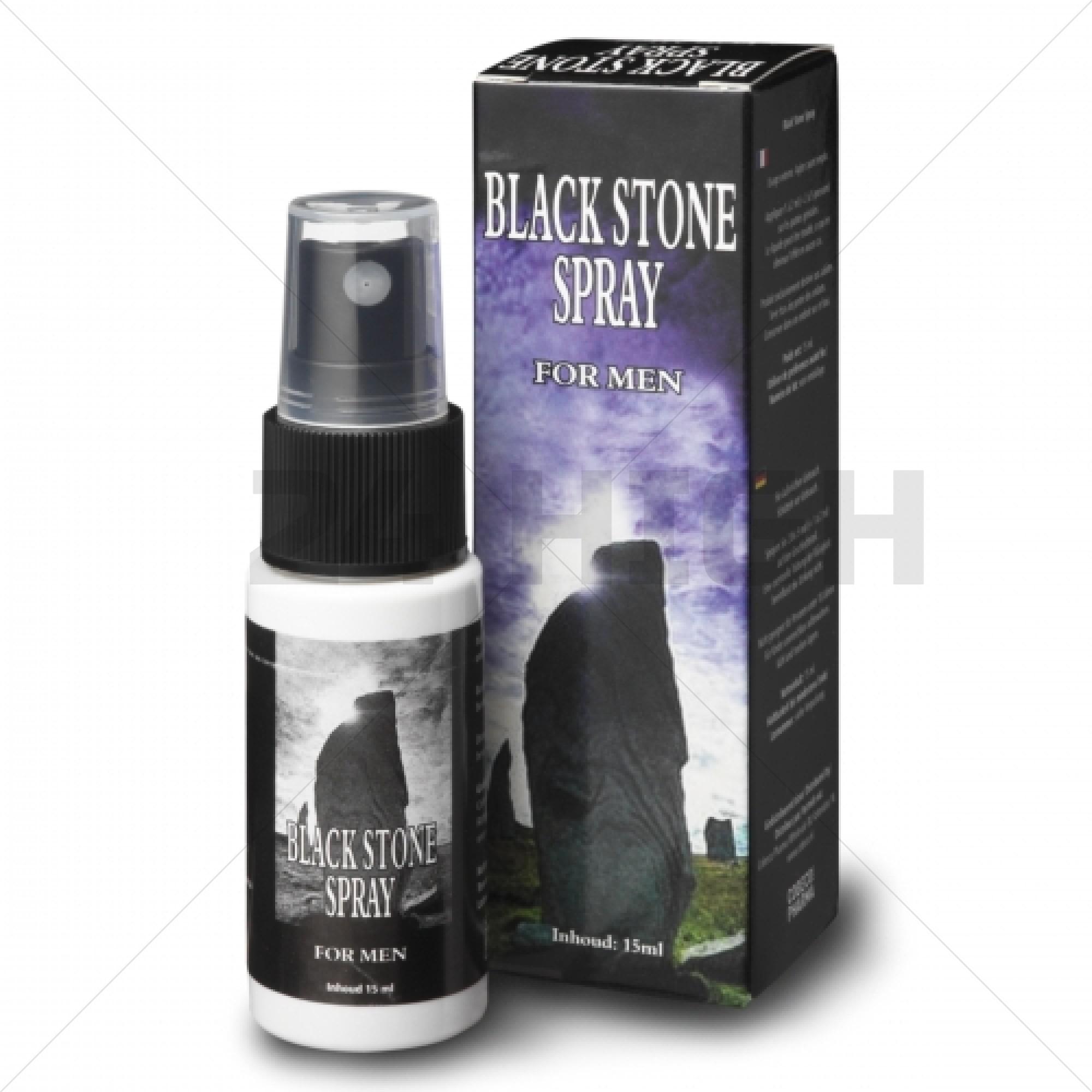 Black Stone Retrasa la eyaculación - 15 ml
