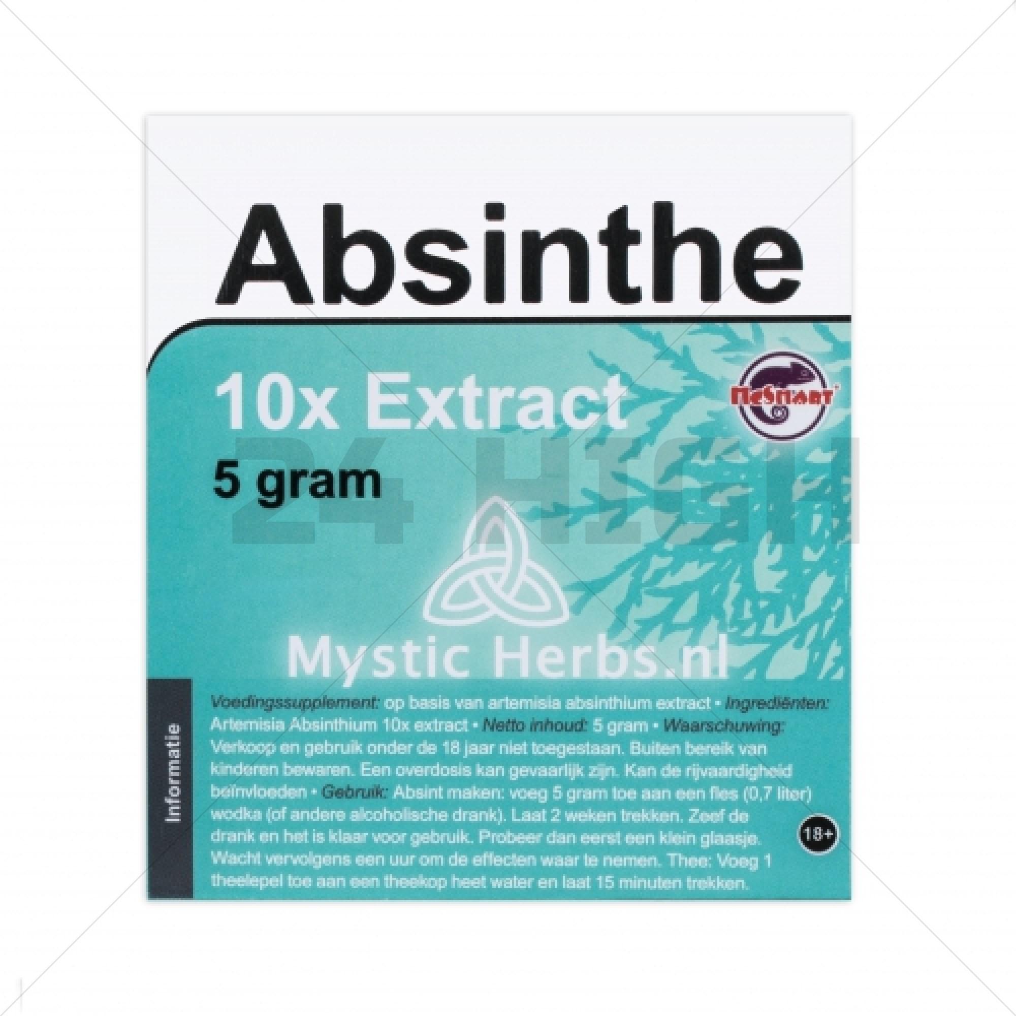 Absinthe  - 10X Extracto