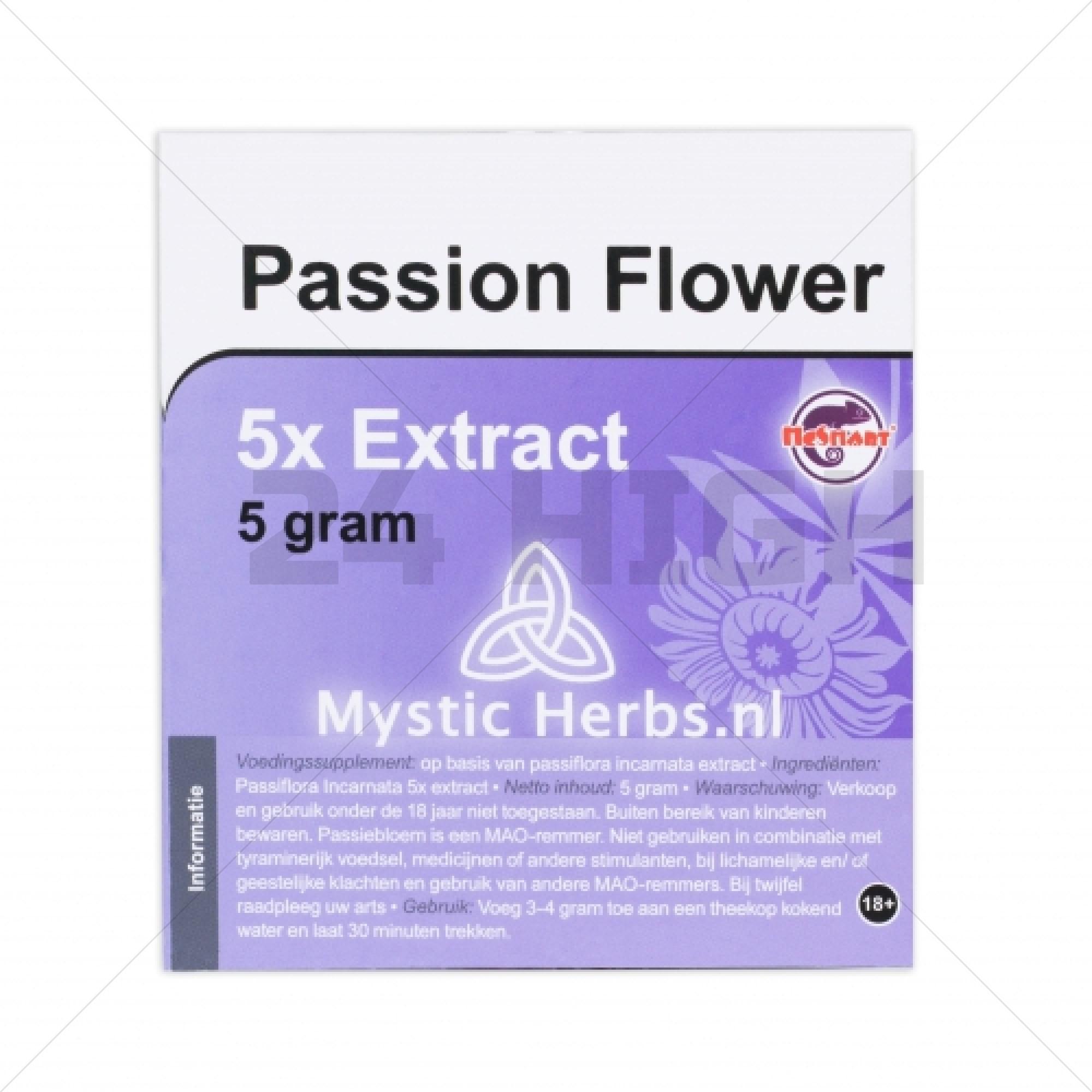 Flor de la Pasión - 5X Extracto