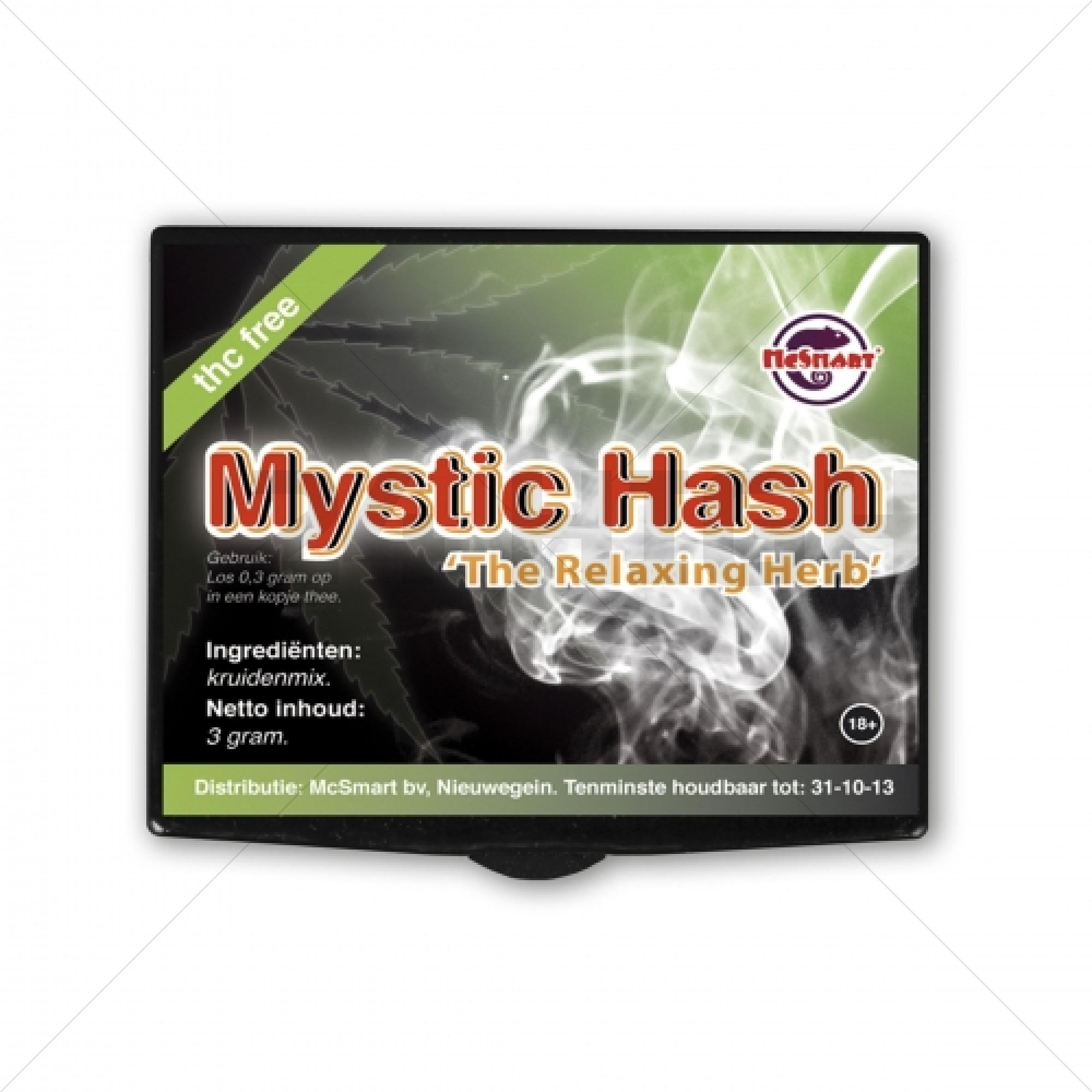 Mística Hash
