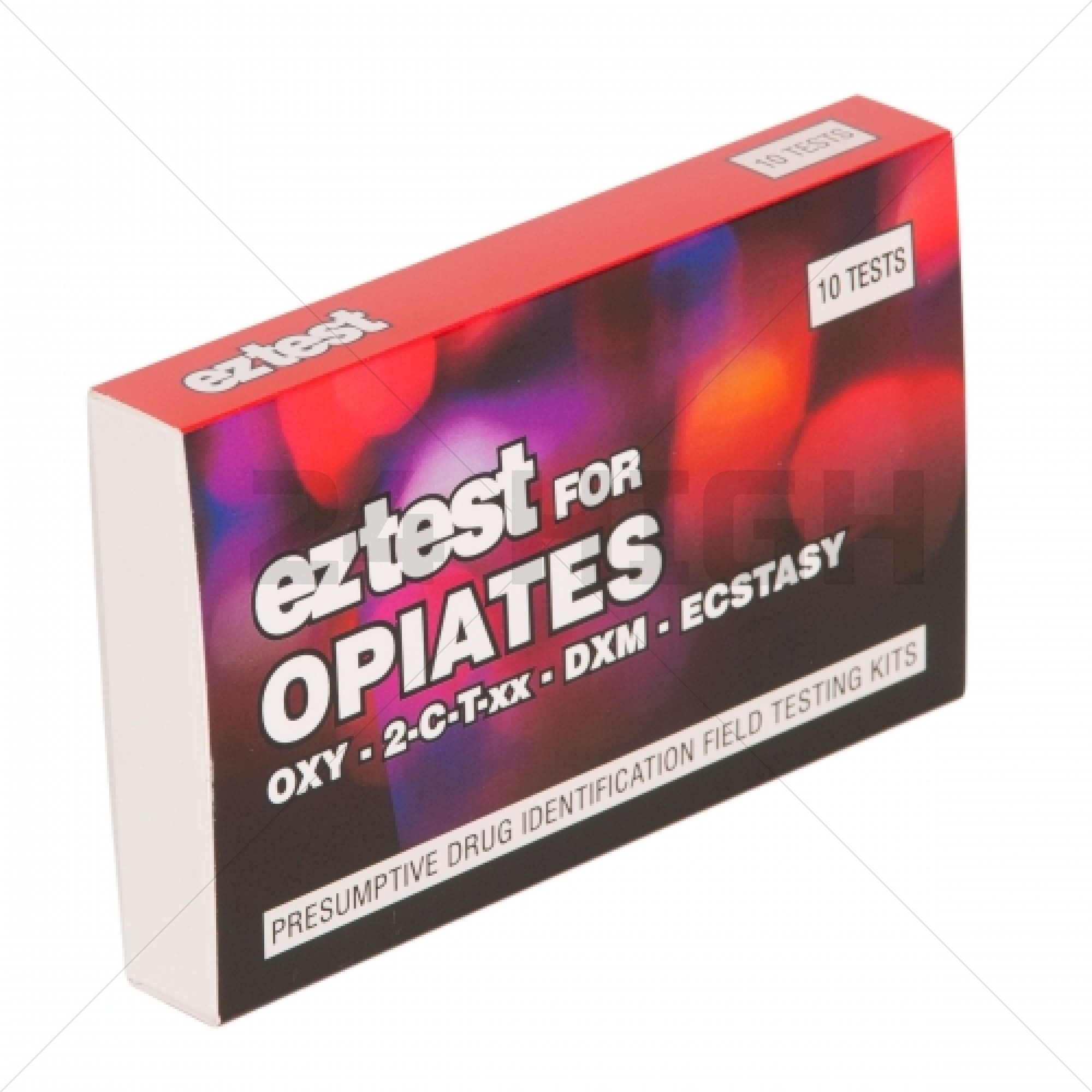 EZ Prueba para Opiáceos