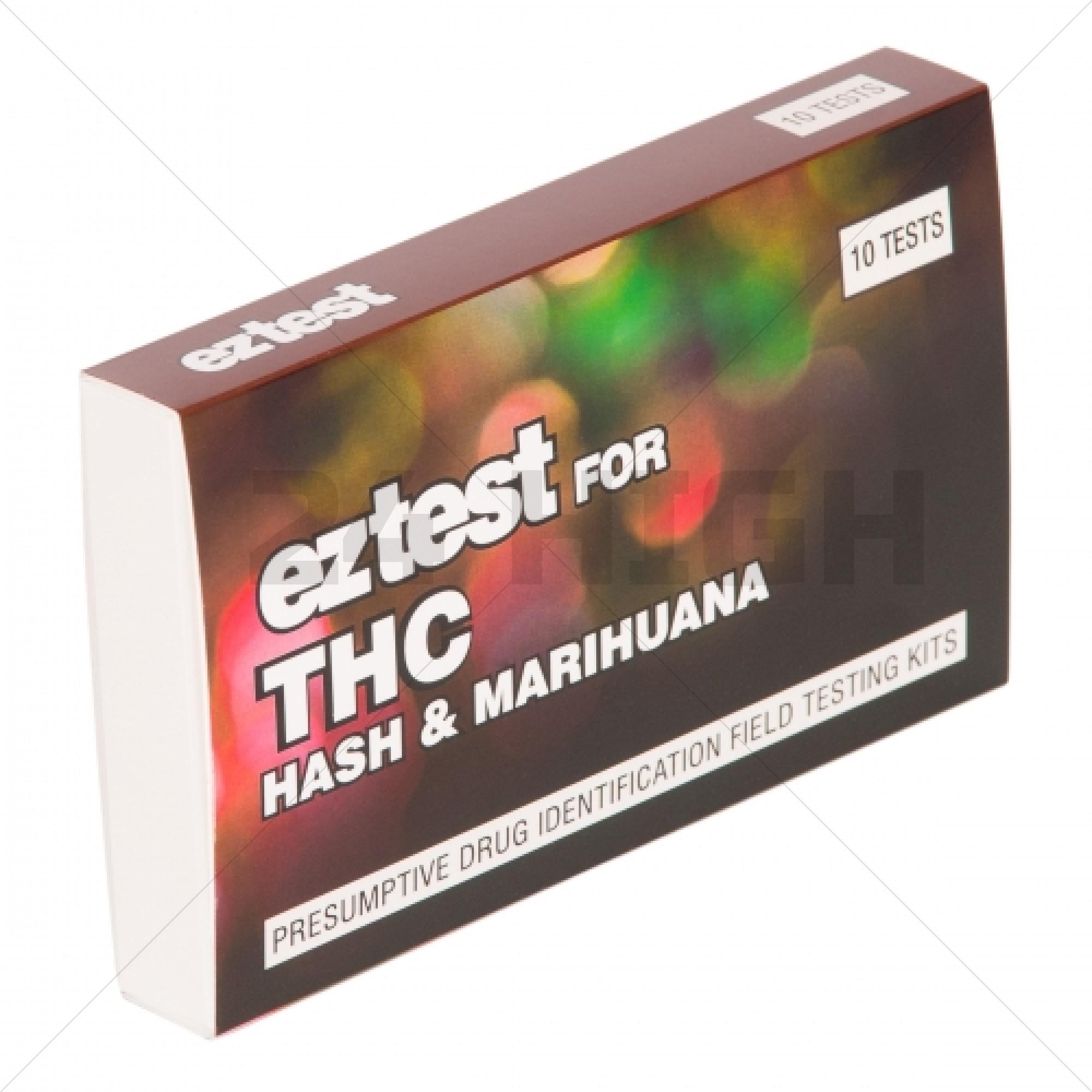 EZ Prueba para THC