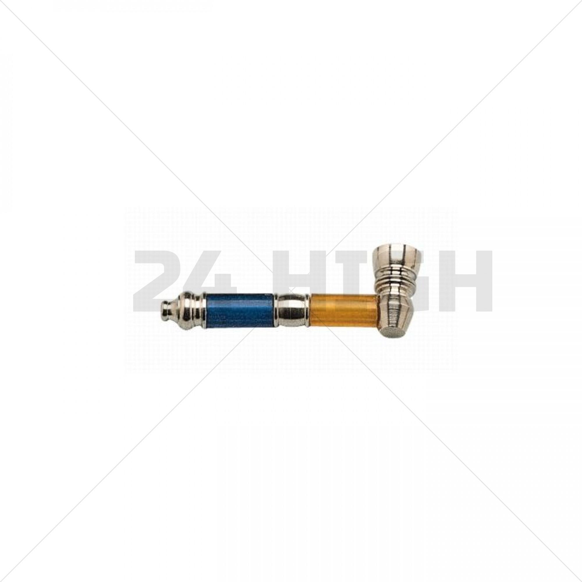 Metal/Plastico Pipa 9.5 cm