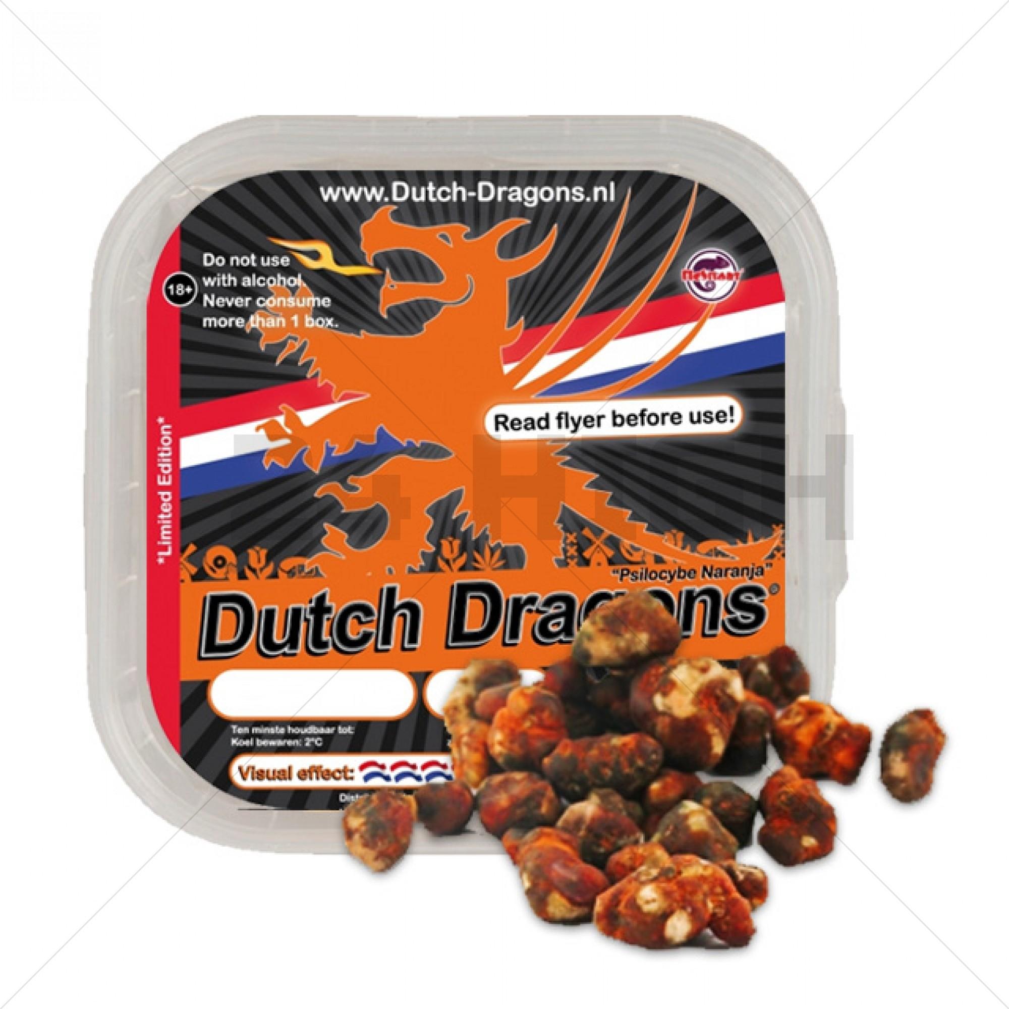 Trufas Dutch Dragons