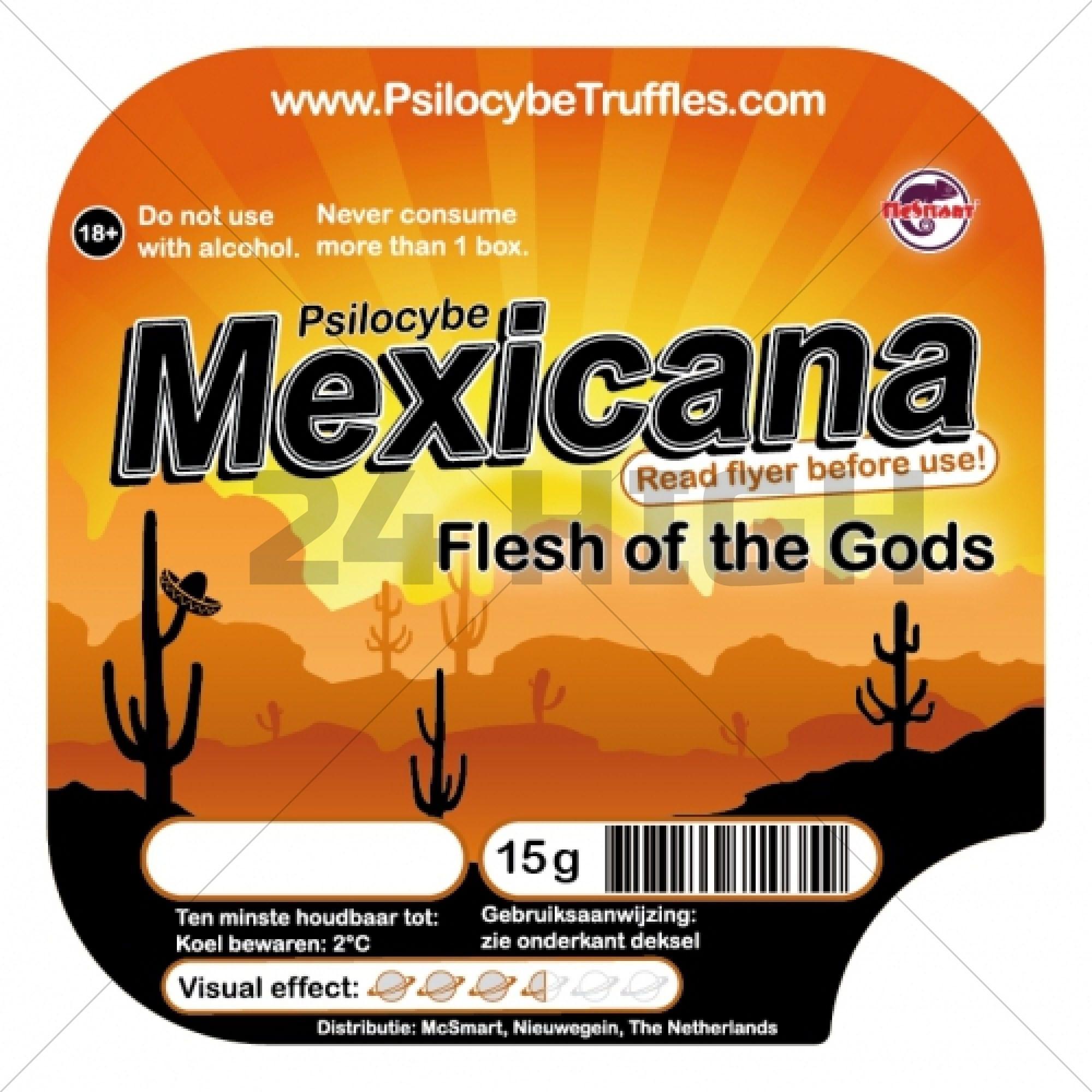 Trufas Mexicana