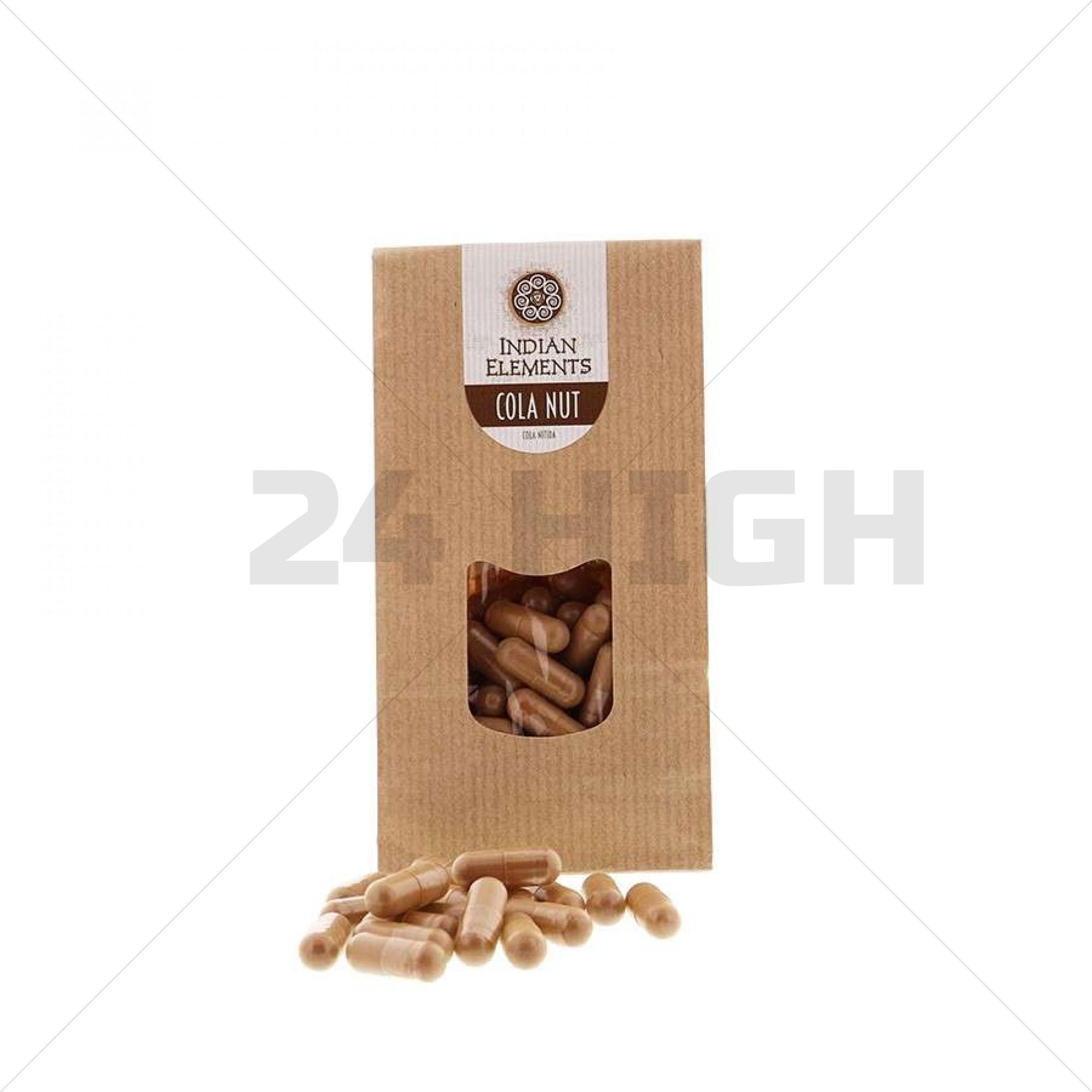 Cola Nuez Indian Elements - Capsulas