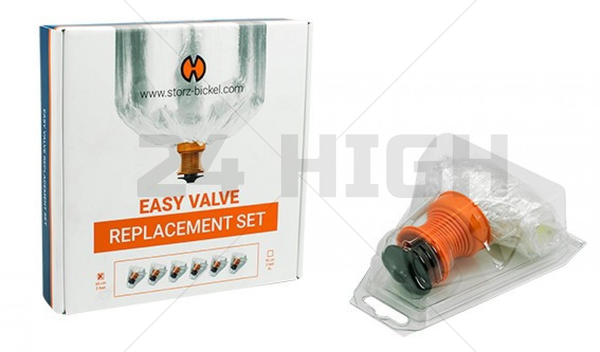Volcano Easy Valve Balloon Set van 6 stuks