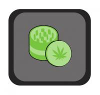 Grinders - Moledores de Marihuana Surtido